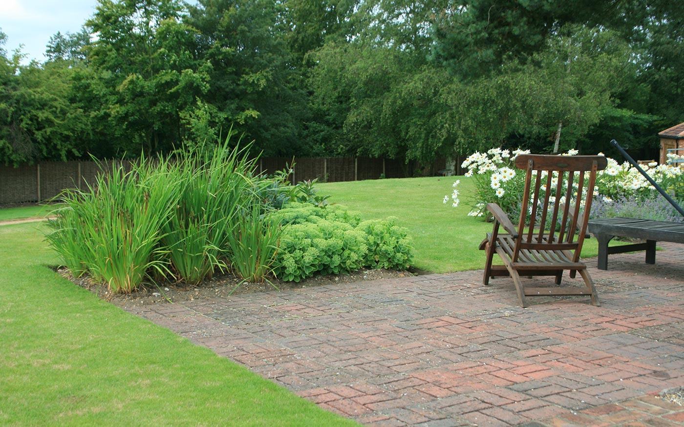 Modern Wildflower Garden Susannah McDougall Landscape