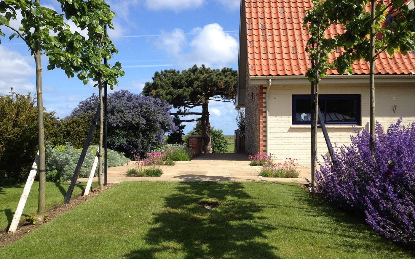 Superieur ... A Contemporary Coastal Garden   Landscape Design Project By Susannah  McDougall ...